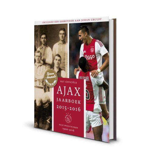 ajax jaarboek 2015-2016