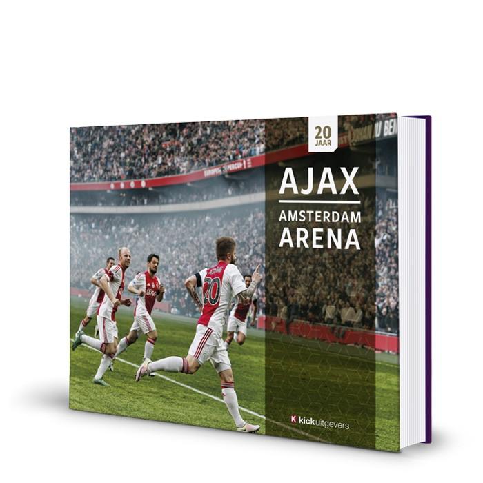 20 jaar ajax en arena