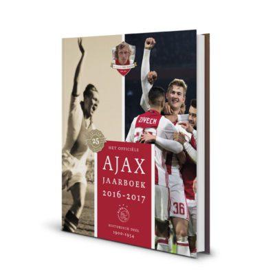 ajax jaarboek 2016-2017