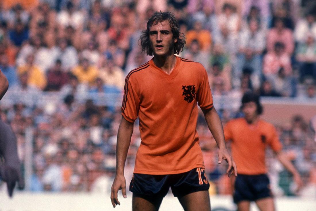 Johan Neeskens Wereldvoetballer Kick uitgevers