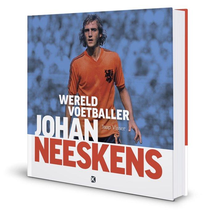 Cover Johan Neeskens standaard editie