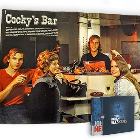 Johan Neeskens - Cocky's Bar