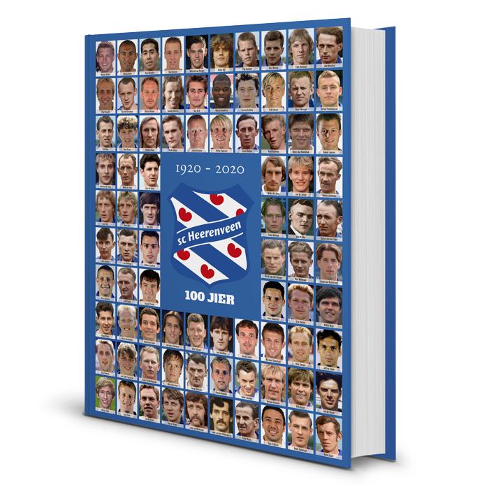 cover 100 jaar Heerenveen